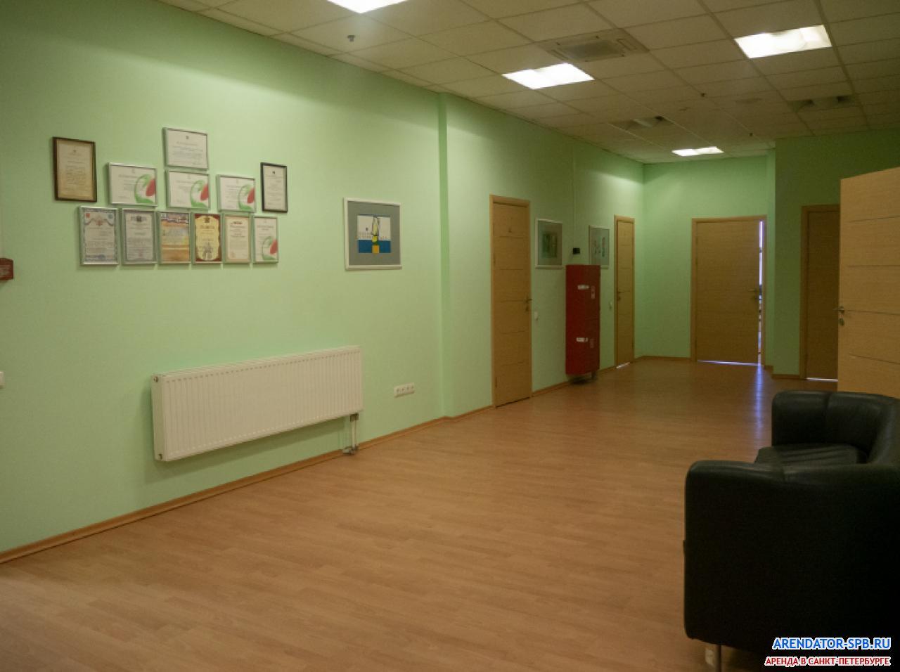 офисное здание «Дакар Кржижановского» :  -