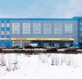 Аренда офиса 3 000 кв.м, Полевая Сабировская ул., дом 49