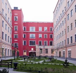 комплекс офисных зданий «Маркс» подробнее