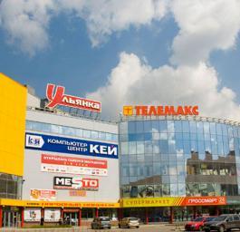 торгово-офисный комплекс «Ульянка» подробнее