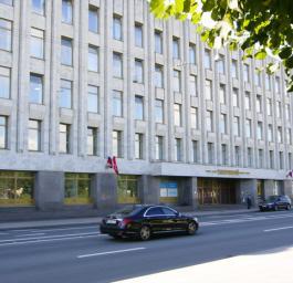 Аренда офиса 616 кв.м, Шпалерная ул., дом 51