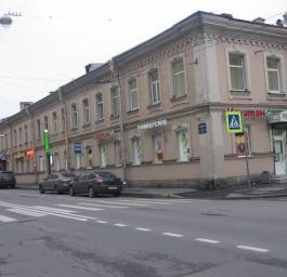 Аренда офиса 134 кв.м, 5-я Советская ул., дом 44