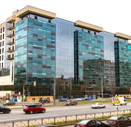 Аренда офиса 300 кв.м, Наличная ул., дом 44, Корпус 1